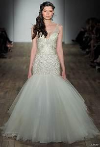 lazaro fall 2017 wedding dresses new york bridal fashion With lazaro wedding dresses 2018