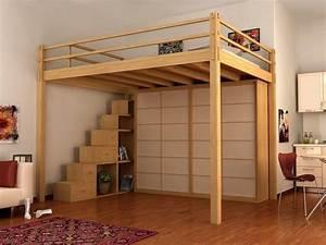 Arredare la camera con letto a soppalco: gli errori da