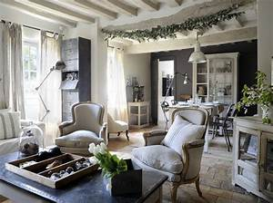 40 cozy living room decorating ideas decoholic With decoration chic et charme