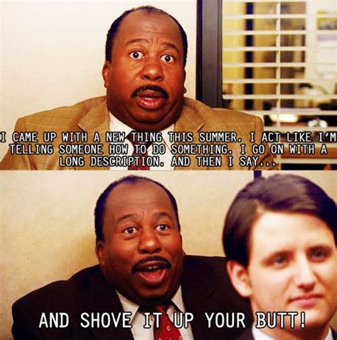 stanley  office quotes quotesgram