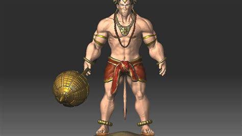 Hanuman Animated Hd Wallpaper - god hanuman wallpapers webntime
