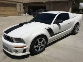 2007 Ford Mustang Roush | Trailers For Sale Near Me