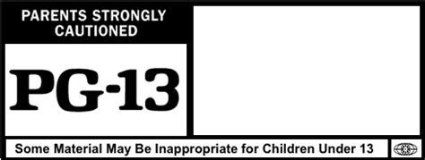 pg  rating logo   clip art
