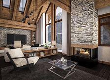 HD wallpapers interieur maison pierre et bois wallpaper-pattern ...