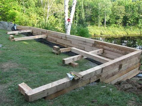 how to build a wood retaining wall best 20 wood retaining wall ideas on pinterest sleeper wall sleeper steps and sleepers garden