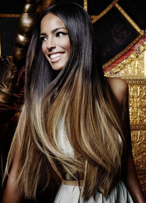 How To Do Ombre Hair by Ombre Hair On Hair Hairstyles Easy Hairstyles For