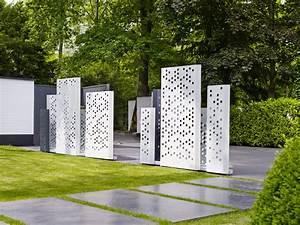 Dünger Für Garten : garten im quadrat moderner sichtschutz separo metall ~ Whattoseeinmadrid.com Haus und Dekorationen