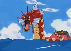 Red Gyarados - Bulbapedia, the community-driven Pokémon ...
