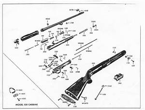 Winchester Model 67 Parts Diagram