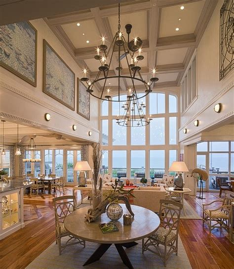 decorating a great room with high ceilings how to decorate rooms with high ceilings