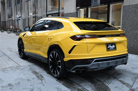 Gambar Mobil Lamborghini Urus by Used 2019 Lamborghini Urus For Sale Special Pricing