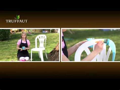 relooker une chaise déco comment relooker une chaise de jardin