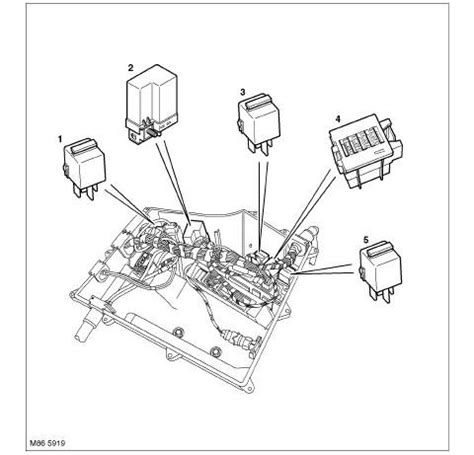 Where Can Find Fuel Pump Relay Safety Crash