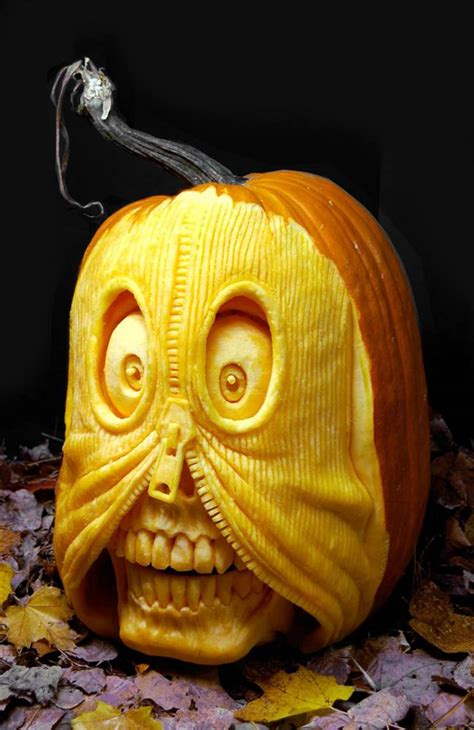 what the you done pumpkin carving