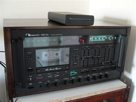 Nakamichi 1000 Cassette Deck by Nakamichi 1000zxl Casette Deck Audio Audiophile And