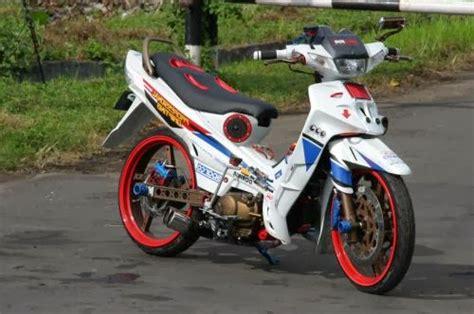 R 2005 Modifikasi by Kumpulan Modifikasi Yamaha R Rr Zr Terbaru