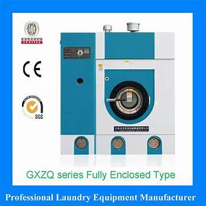 China Fully Closed System Fully Automatic Dry Cleaning