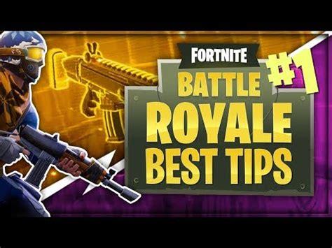 fortnite battle royale tips    win gunfights