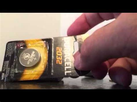 change replace battery  acura tl key fob zdx