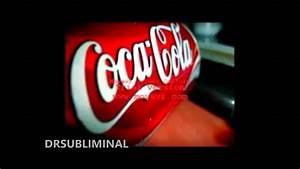 Coca Cola SUBLIMINAL MESSAGES - YouTube