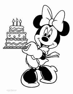 Free coloring pages of minnie and mickey mouse