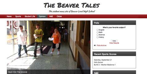 beaver tales hs paper beaver local grades