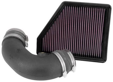K&n 57-3075 Fipk Air Intake Kit For 2010-2014 Camaro 3.6l