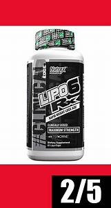 Nutrex Research Lipo 6 Rx Clinical Edge Review