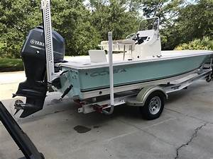 2015 Cobia 21 Bay For Sale 11hrs