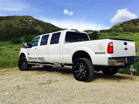 Ford 6 Door Truck by Six Door Conversions Stretch My Truck