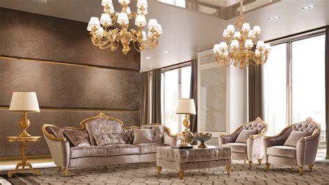 luxury italian living room furniture classic italian