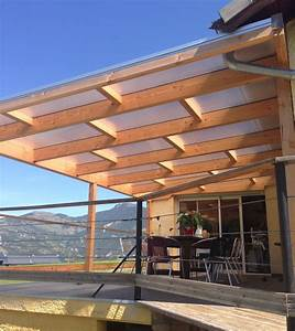 Construire Sa Pergola : cr er sa pergola sur ossature bois mat riaux et bricolage ~ Dode.kayakingforconservation.com Idées de Décoration
