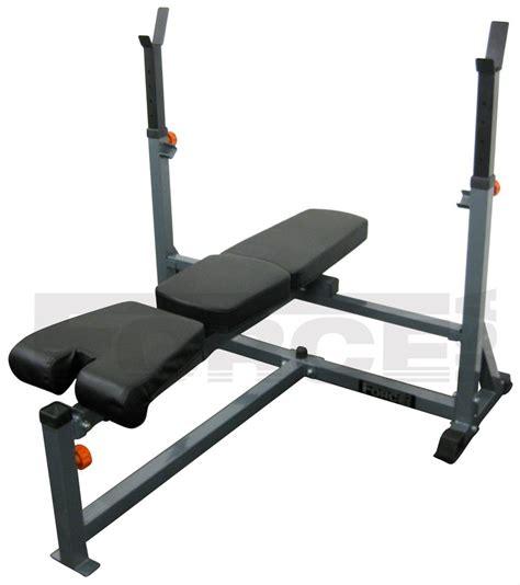 Force Usa Adjustable Olympic Bench Press Jme