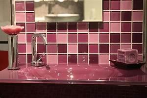 Deco Salle De Bain Gris : d co salle de bain rose et gris ~ Farleysfitness.com Idées de Décoration