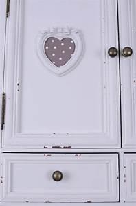Küchenschrank Shabby Chic : wandschrank vintage h ngeschrank weiss garderobe shabby chic k chenschrank holz ebay ~ Orissabook.com Haus und Dekorationen