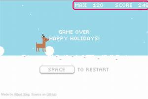 Free Online Running Game with Christmas Theme