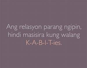 BOYFRIEND QUOTES TUMBLR TAGALOG image quotes at ...