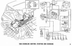 1965 Econoline Ignition Charging  U0026 Starting