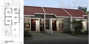 desain rumah type  rumah desain minimalis