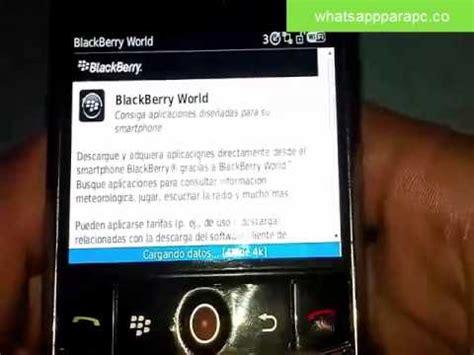 descargar whatsapp bb  descargarisme