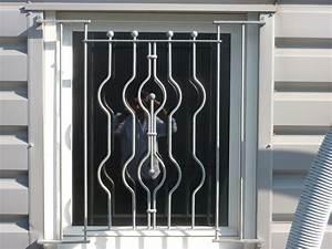 Grille De Protection Fenêtre : m tallerie et ferronnerie le mans 72 sarthe au serrurier ~ Dailycaller-alerts.com Idées de Décoration