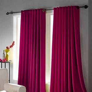 Rideaux Pour Salon Moderne : les rideaux occultants les plus belles variantes en photos ~ Teatrodelosmanantiales.com Idées de Décoration
