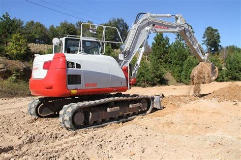 tb excavator takeuchi