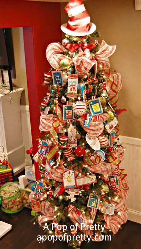 dr seuss christmas tree decorations