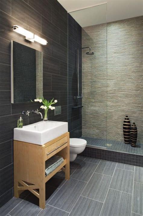 black slate bathroom wall tiles ideas  pictures