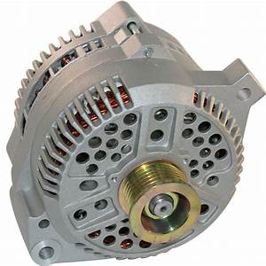 200amp High Output Alternator Fits Ford Mustang 1