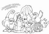 Donkey Kong Coloring Country Pages Drawing Cartoon Deviantart sketch template