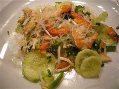 recette salade vietnamienne aux vermicelles de riz