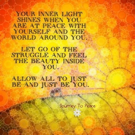 Your Inner Light by Quotes About Shining Light Quotesgram