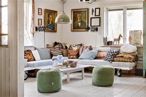 Vintage Home Style : Vintage Scandinavian House Style By Johanna Flyckt Gashi